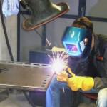 manganese in welding fumes