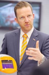 15-07-01 KEMPER - Geschäftsführer Björn Kemper im Gespräch