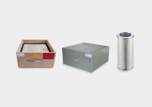 Filterklassen: Die Schwebstofffilter von E10 bis U17 sind für die Schweißrauchabsaugung relevant.