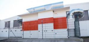 Luftreinhaltung bei TEUTLOFF in Calbe macht die Schweißlehrwerkstatt zu einem hochmodernen Betrieb.
