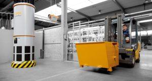 Arbeitsschutz 4.0 Vernetzung Industrie 4.0 Raumlüftungssystem Absauganlage