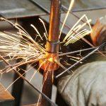 Widerstandsschweißen Gefahren magnetische Felder Raumlüftungssystem