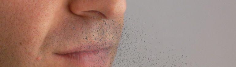 Grenzwerte für Schweißrauch stehen in der Diskussion. Björn Kemper tritt für die Zählung der Feinstaubpartikel ein.