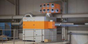 Fördermittel für Absaugtechnik sicherten Tenwinkel 30 Prozent weniger Investitionskosten bei der Anschaffung von KemJet von KEMPER.