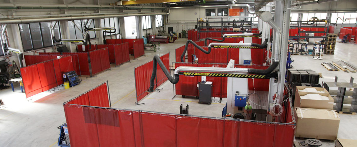 Central Extraction System For Welding Fumes Cutting Dust 14 Facts